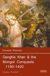 Essentia  histories 057 genghis khan the mongol conquests 1190-1400(Ocr)%5b1841765236%5d