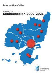 Kommuneplan 2009-2021 - mitsvendborg