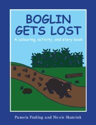 Boglin Gets Lost Print Copy.indd - Show Your Impact