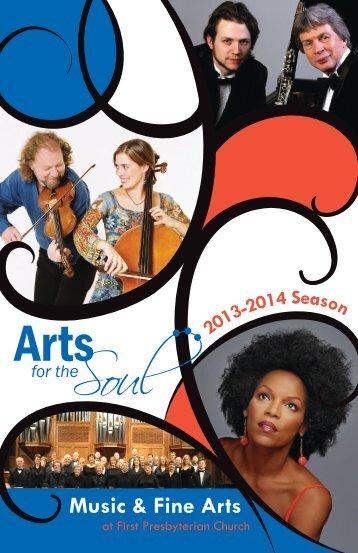Music & Fine Arts - First Presbyterian Church