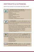 Möbel-Qualitäszertifikat mit Gebrauchs- und ... - Voglauer - Seite 4