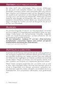 Möbel-Qualitäszertifikat mit Gebrauchs- und ... - Voglauer - Seite 6