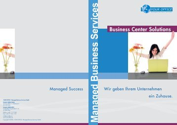 Business Center Solutions - Your Office