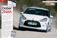 TEST_Citroen DS3.indd - Avto Magazin