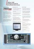 Professionelle Technik für professionelle Anwender - BST ... - Seite 2