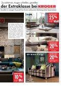 30% - Möbel-Kröger - Die Weltstadt des Wohnens - Seite 3