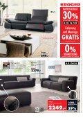 30% - Möbel-Kröger - Die Weltstadt des Wohnens - Seite 5