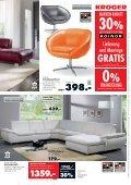 30% - Möbel-Kröger - Die Weltstadt des Wohnens - Seite 7