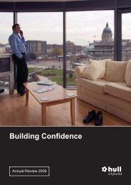 Citybuild Annual Review 2006 - Hull.co.uk