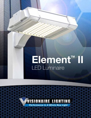 Element II - Visionaire Lighting LLC & Download - Visionaire Lighting LLC azcodes.com