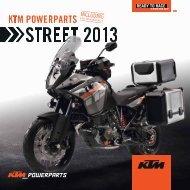 KTM PowerParts Street 2013 - Lelles MC