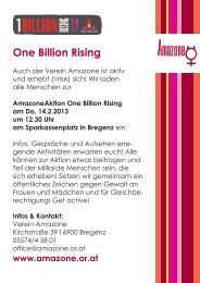 Download Flyer - in der Amazone