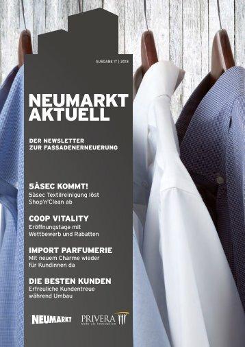 Newsletter 17 - neumarkt-sg.ch