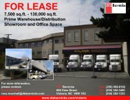 FOR LEASE - DTZ