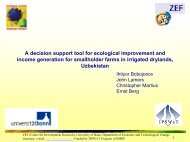 Uzbekistan - Center for Global Change and Earth Observations