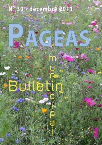 L' écho des associations - Pageas