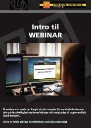 Intro til WEBINAR - Fyns Kran Udstyr A/S