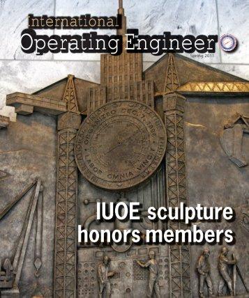 Spring 2011 - International Union of Operating Engineers