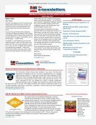 I&MI Media e-Newsletter EMEA May 2011 - micePLACES