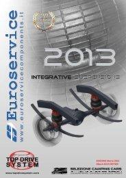 Catalogo Sospensioni CAMPER 2013 - TOP DRIVE SYSTEM