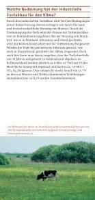 Was haben Moore mit dem Klima - Deutsche Gesellschaft für Moor - Seite 6