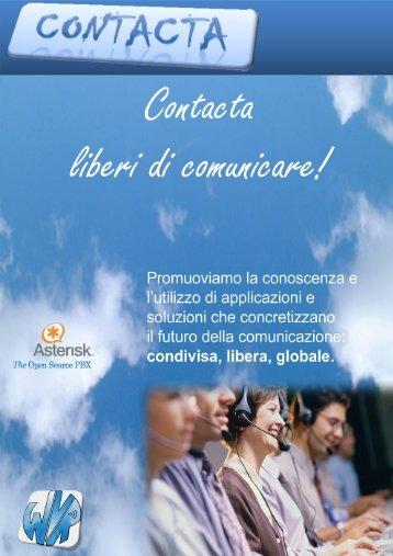 la rete di telecomunicazione - Wireless a Verona