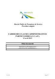 CCAP - Eurodistrict SaarMoselle