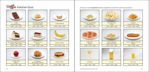Kalorien-Quiz