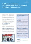 Das Full-Service-Messepaket zum Festpreis - LogRealCampus - Seite 2