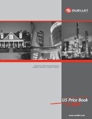 US Price Book April - Ouellet Canada