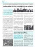 Beuth baut(e) - Beuth Hochschule für Technik Berlin - Seite 6