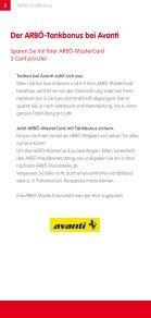 ARBÖ-MasterCard mit Tankbonus - Seite 2