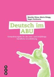 Deutsch im ABU - h.e.p. verlag ag, Bern