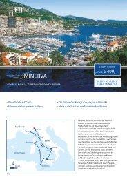 Von Bella Italia zur französischen Riviera - Lampe Reisen
