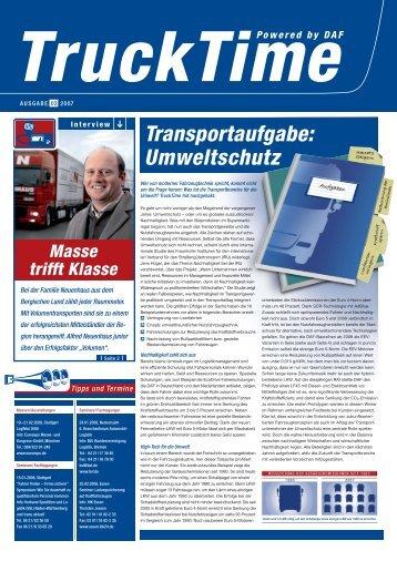 Ausgabe 3, 2007 - Daf.com