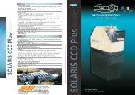 SOLARIS CCD Plus
