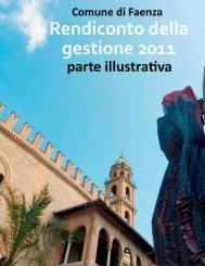 consuntivo 2011 - parte illustrativa - Comune di Faenza
