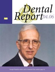 Joseph Natiella retires and is honored - UB Dental Alumni Association