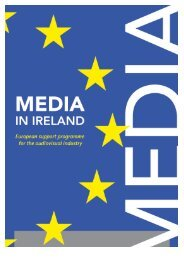 Updated Jan 2012 - MEDIA Desk Ireland
