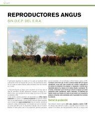 Reproductores AnGus sin DEP del ERA - Asociación Argentina de ...