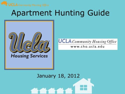 The Apartment Hunting Guide for UCLA Students - UCLA - Housing