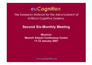 Second Six-Monthly Meeting