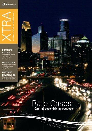 December 2012- Volume 13-Issue 3 - Xcel Energy