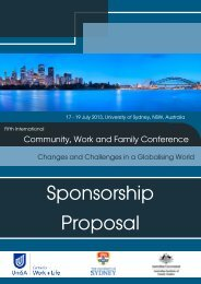 Sponsorship Proposal - All Occasions Management Group