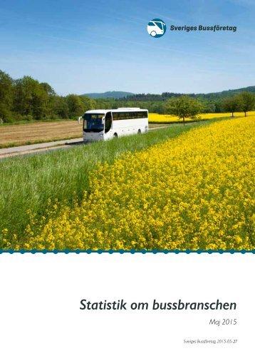 Statistik om bussbranschen 2015-05 FINAL