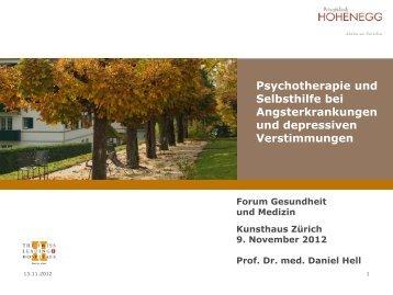 Seelische Gesundheit wiedergewinnen Psychotherapie und ...