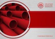 Corporate Portfolio - Sharjah Steel Pipe Manufacturing Co.LLC