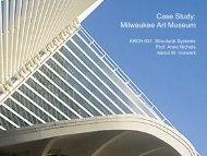 Milwaukee Art Museum - Solaripedia
