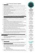 WARRANTY REGISTRATION FORM (W1) DEALER: - MACS - Page 2