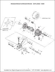 Mounting Instructions for the KIT-VR25 Pump Kit